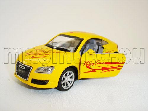 Masinuta metalica Audi TT Racing