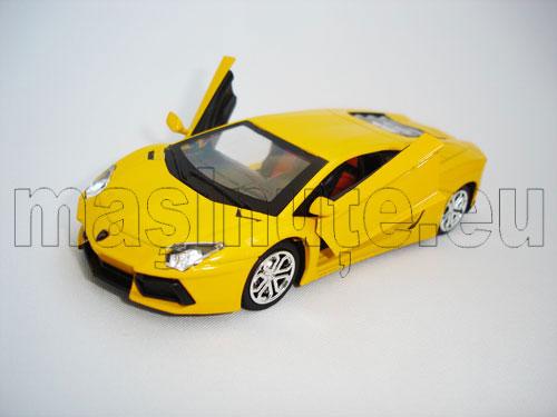 Masinuta metalica Lamborghini Aventador