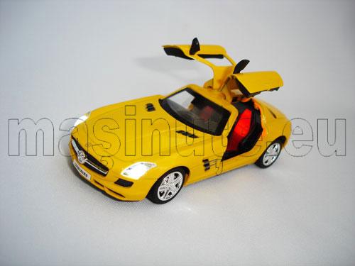 Masinuta metalica Mercedes SLS AMG