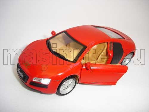 Masinuta metalica Audi R8