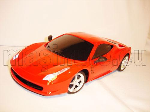 Masinuta cu telecomanda Ferrari 458