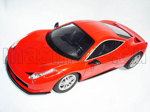 Masinuta cu telecomanda Ferrari 458 Italia