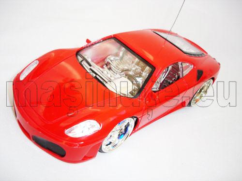 Masinuta cu telecomanda Ferrari F450