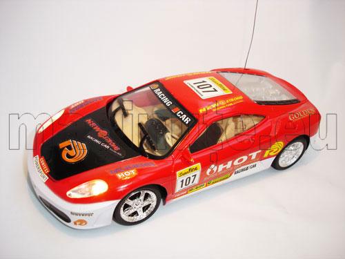 Masinuta cu telecomanda Ferrari GTB 599 Fiorano Racing