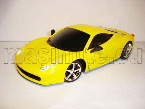 Masinuta cu telecomanda Ferrari Italia 458