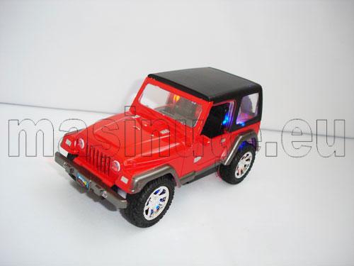 Masinuta cu telecomanda Jeep Wrangler Rubicon Unlimited