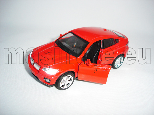 Masinuta metalica BMW X6