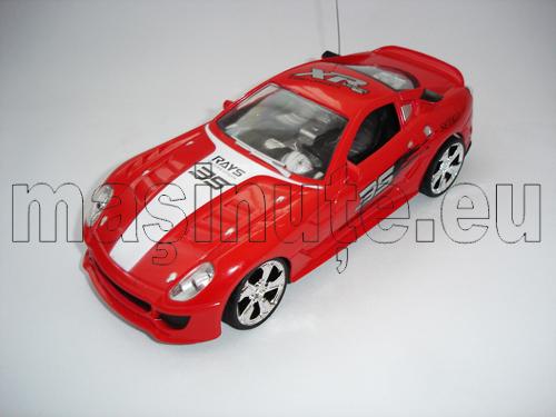 Masinuta cu telecomanda Ferrari 599 GTB Fiorano Racing