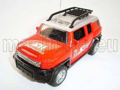 Masinuta cu telecomanda Toyota Cruiser