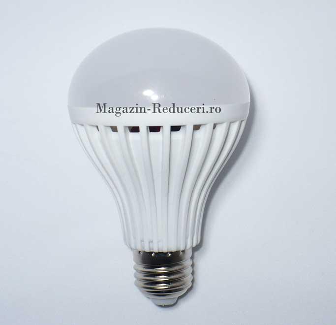 Set 4 becuri cu LED 9W