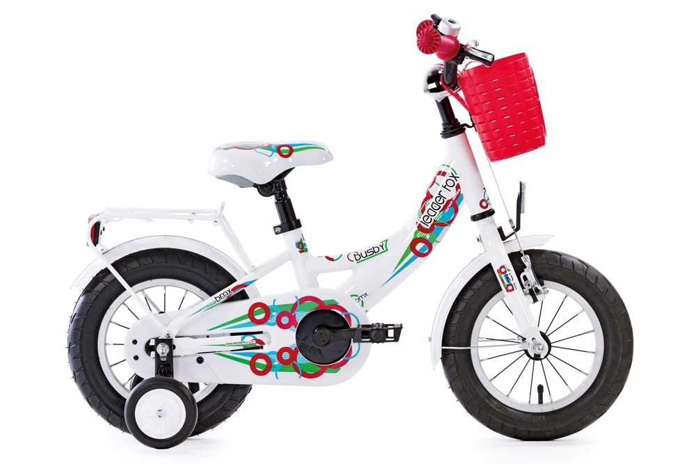 Bicicleta de copii Leader Fox Busby 12