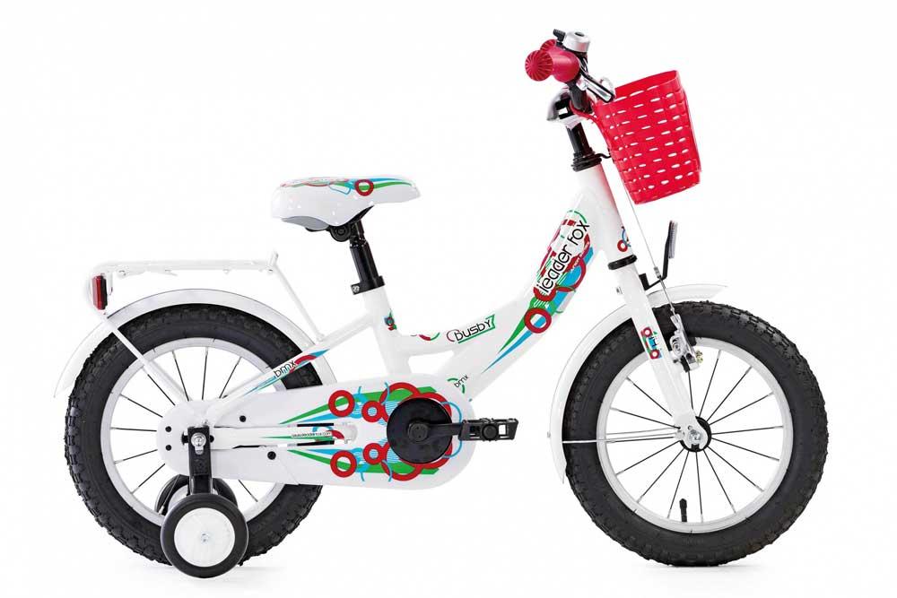 Bicicleta de copii Leader Fox Busby 14