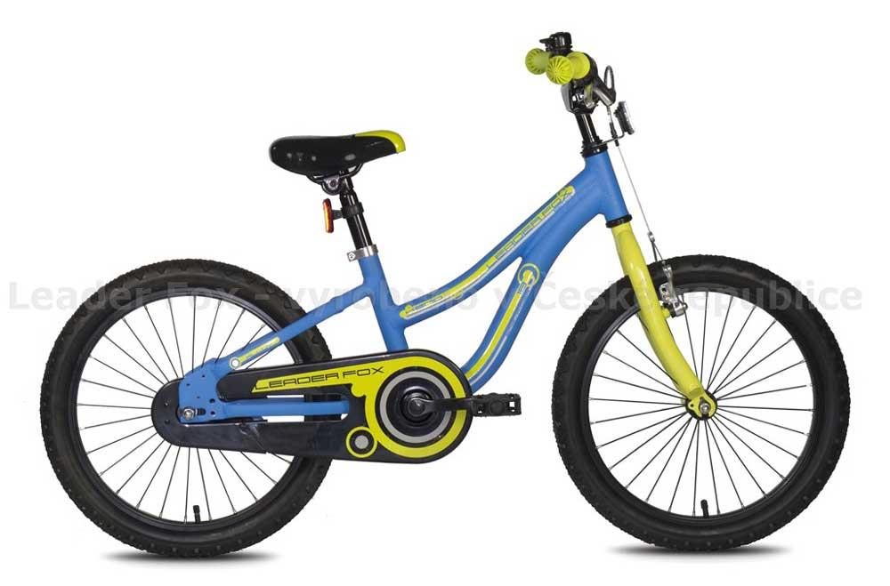 Bicicleta copii Leader Fox Keno 18