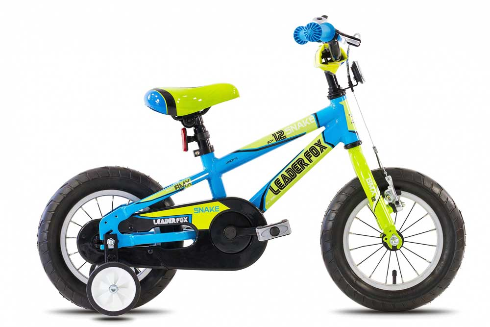Bicicleta de copii Leader Fox Snake 12