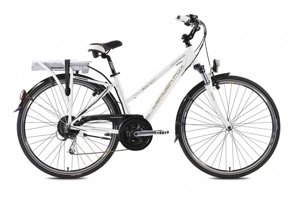 Bicicleta electrica de oras Leader Fox E-Sandy Lady