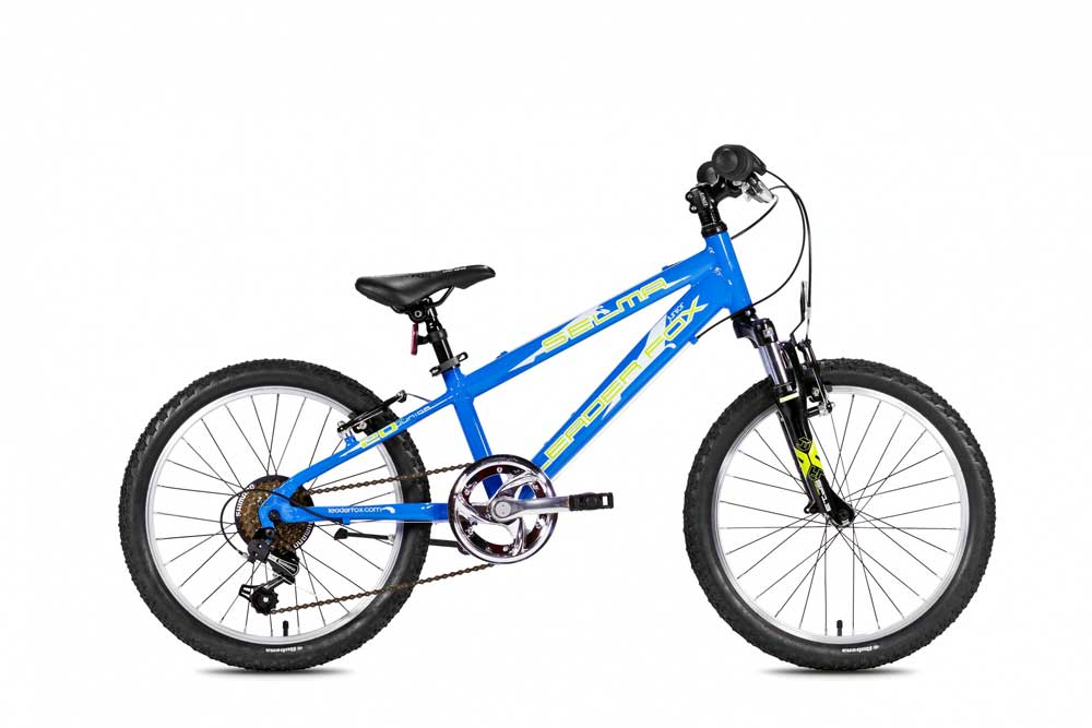 Bicicleta copii Leader Fox Selma