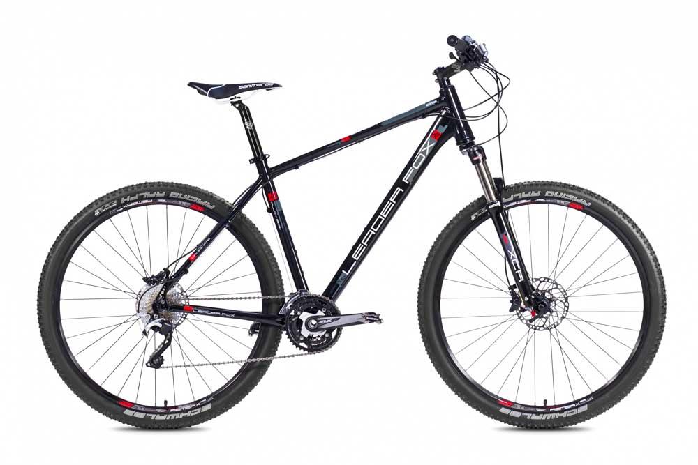 Bicicleta MTB Leader Fox Benton