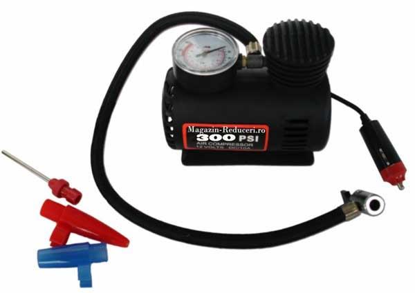Compresor pentru roti auto