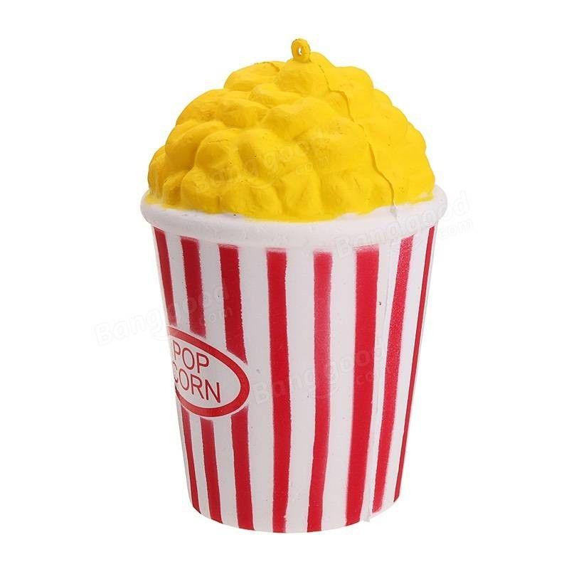 SQUISHY-Popcorn-Jucarie cu revenire lenta la forma initiala