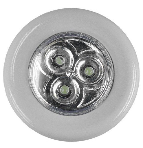 Lumina de veghe cu 3 LED-uri