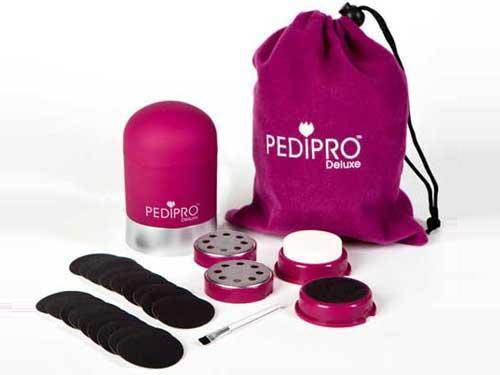 Aparat pentru ingrijit calcaiele PediPro Deluxe