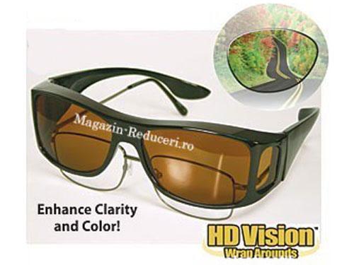 Set ochelari pentru condus noaptea + ochelari de soare